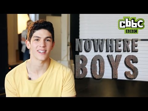 CBBC: Nowhere Boys Behind the Scenes - Meet the cast