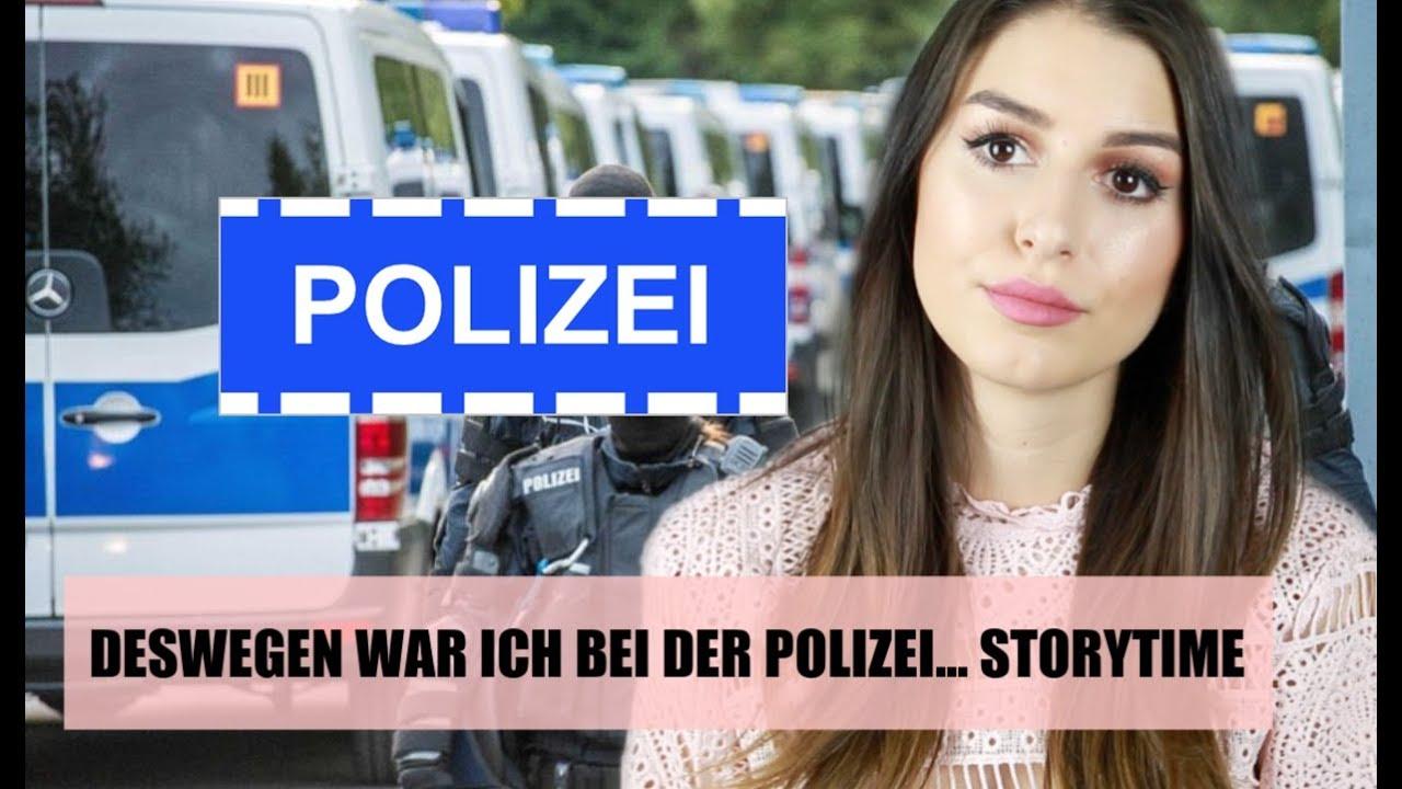 Deswegen war ich bei der Polizei - YouTube
