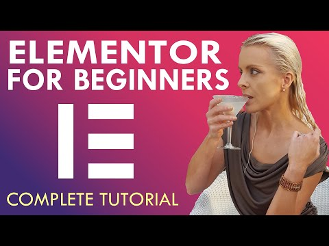 Elementor WordPress Tutorial 2019 ~ A Complete Elementor Page Builder For WordPress Tutorial