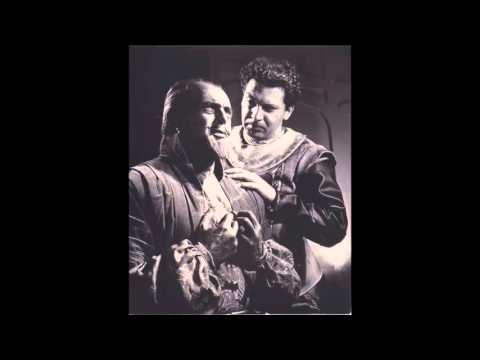 "1957 ""THE TRAGEDY OF OTHELLO the MOOR OF VENICE"" full audio recording"