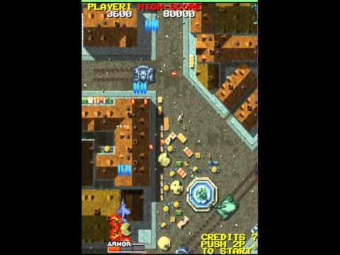 Fighter & Attacker (U.S.) (Arcade)