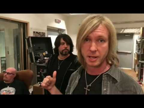 Kenny Wayne Shepherd - Making of LAY IT ON DOWN
