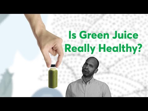 Is Green Juice Really Healthy? | Consumer Reports