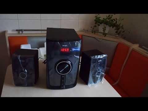 Акустична система Sven MS-307 Black