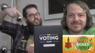 Drunk Voting Game (Learn Friend