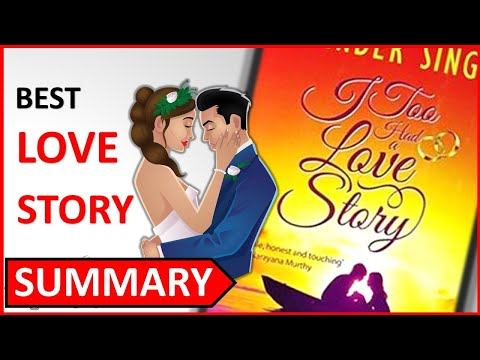 I Too Had a Love Story by Ravinder Singh►Animated book summary