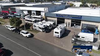 Motorhomes & Campervan For Sale & Conversion - The Motorhome