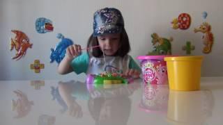 Рыбалка с Алией. Fishing with Aliya.