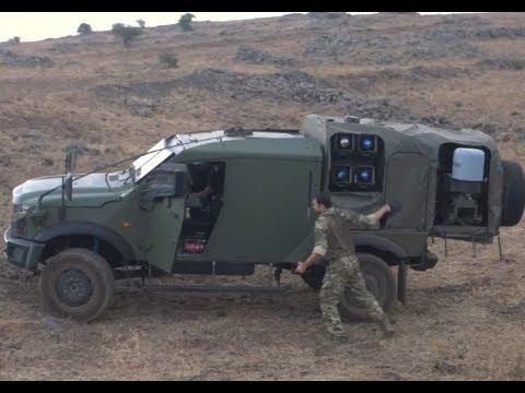 Israel Show Footage Of Modern Tank Hunter