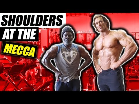 Mike O'Hearn & Robby Robinson | Kill Shoulders at The MECCA