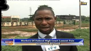 FHC workers lament pain occasioned by flood