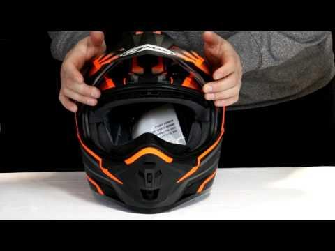 GMAX GM11S Trekka Snow Sport Helmet