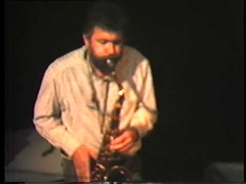 Evan Parker - improvisation #1 (excerpt) (1985/04/22)