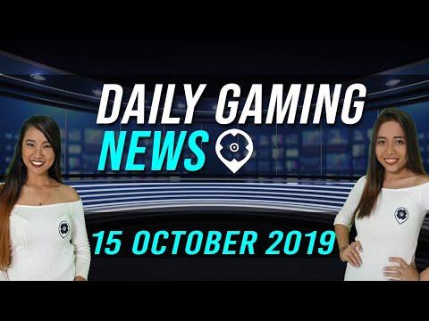 AKS Gaming News 15/10/2019