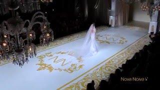 Desfile de Vestidos de Noiva da  Nova Noiva coleo Pome - Verso Compacta