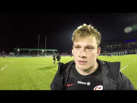 Extended Reaction | Nick Tompkins and Alex Goode Post-Worcester Warriors
