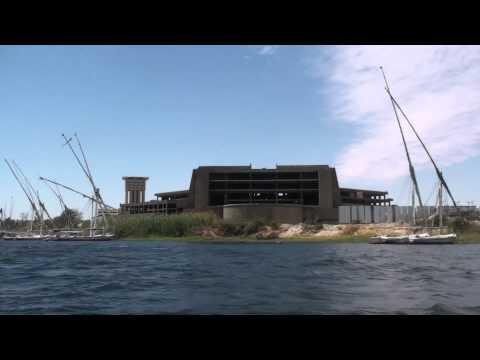 Night Time on the Nile River at Aswan أسوان - Egyptиз YouTube · Длительность: 2 мин16 с