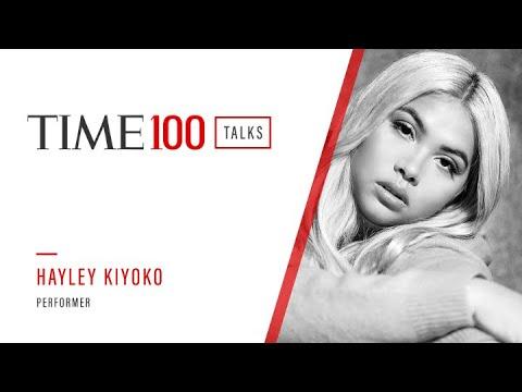 TIME100 Talks With Hayley Kiyoko
