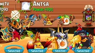 Angry Birds Epic - New Class PvP Arena Part 254