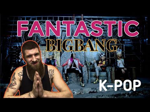 Реакция на BIGBANG - FANTASTIC BABY (k-pop | кпоп)