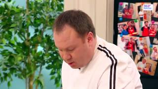 Канал 360 Подмосковье . Программа Вкусно .Шеф- повар Вячеслав Суродеев