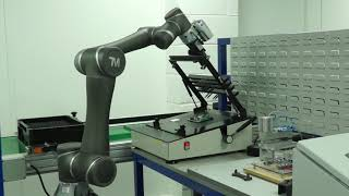 Robot PCB Testing and Visual Inspection