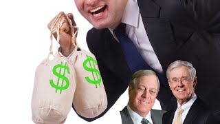Secret Tapes Reveal Koch Bros Master Plan To Minimize Wages & Maximize Profits