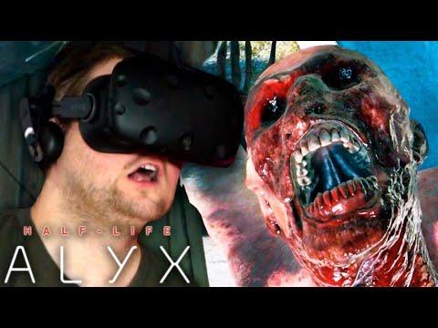 ТРЕТЬЯ ХАЛФА ВЫШЛА ► Half-Life: Alyx #1