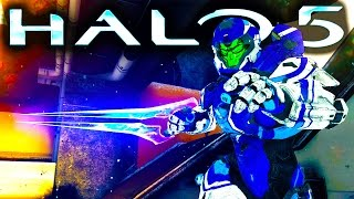 HALO 5 REQ Showcase | RAVENING SLIVER Energy Sword (Halo 5 Guardians)