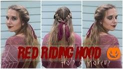 Red Riding Hood   Hair & Makeup