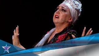 MÚSICA ELECTRÓNICA y ÓPERA… ¡Vaya COMBINACIÓN! | Audiciones 9 | Got Talent España 5 (2019)