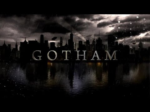 Gotham (TV Series) - Intro HD