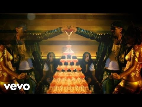 Mix - Jim Jones, Ron Browz - Pop Champagne (Explicit Video) ft. Juelz Santana