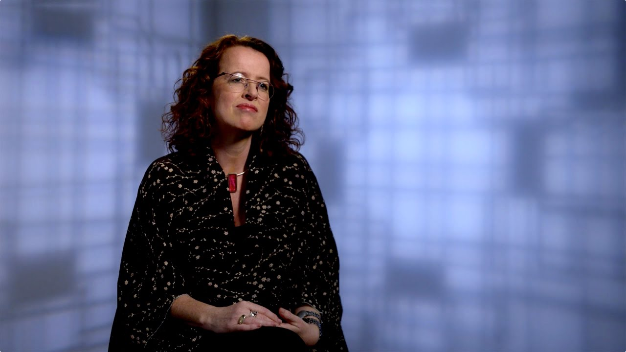Intel presents a talk with Genevieve Bell - YouTube