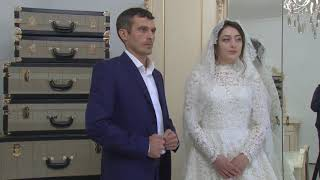 Свадьба Ахмеда и Хадижы