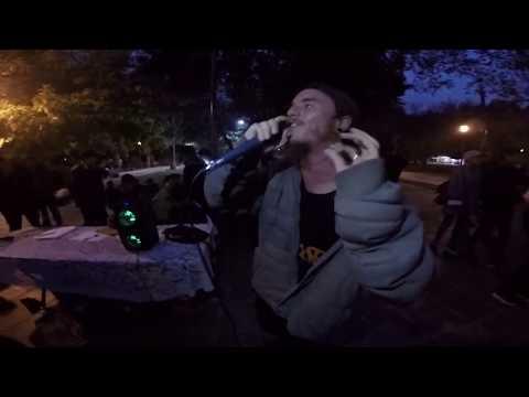 PINGUI MC En vivo desde Mendoza - RapubliK 2018