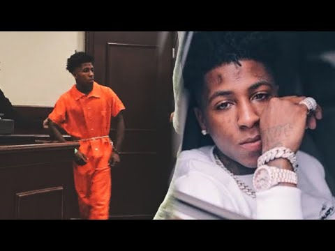 NBA YOUNGBOY FACING 10 YR PRISON SENTENCE AFTER JUDGE CLAIMS HE VIOLATED PROBATION.