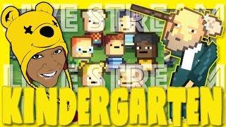 School Is Deadly   Kindergarten   Part 1   PC Gameplay