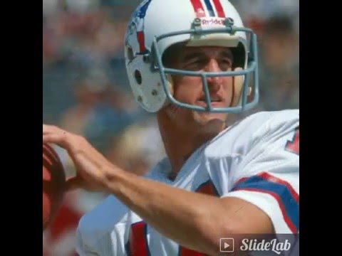 Steve Grogan #14 Tribute/Photo Montage.