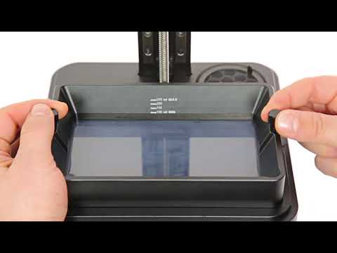 Replacing Your LCD Screen in Zortrax Inkspire Resin UV LCD 3D Printer