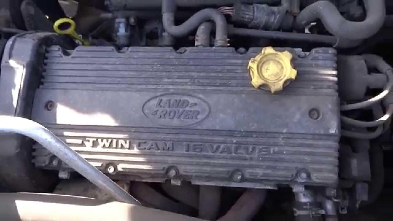схема разборки тнвд range rover 2001
