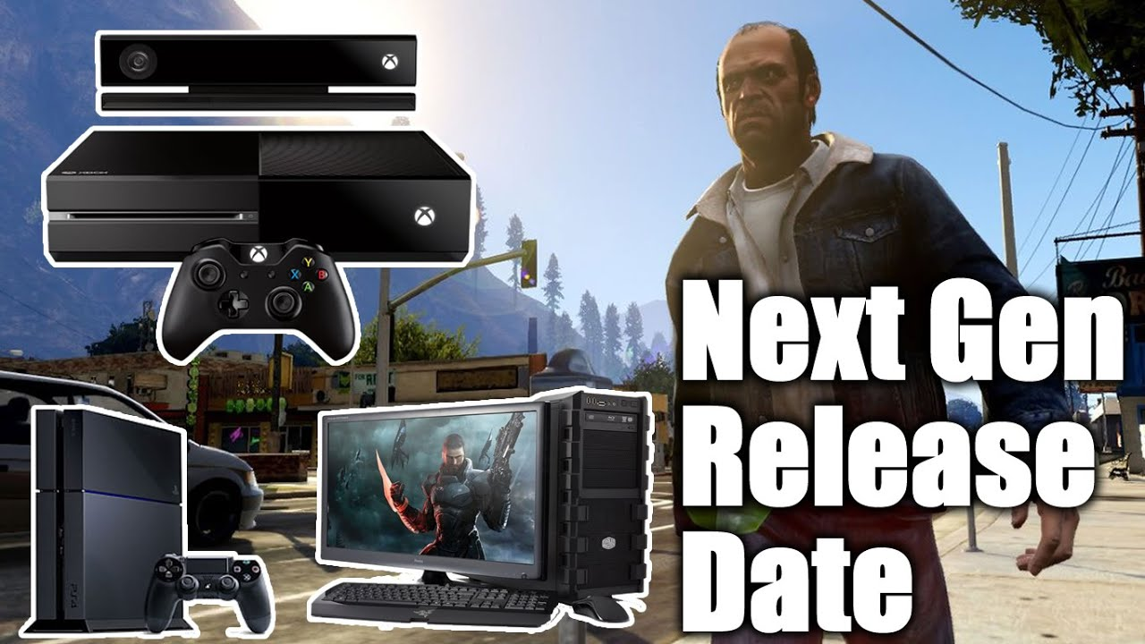 Gta 5 release date pc in Melbourne
