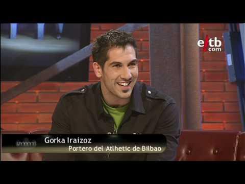 Entrevista a Gorka Iraizoz en Uyyyyy