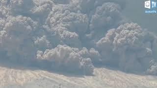 Лахары Агунга  Извержение вулкана Агунг  Бали  Что произошло на нашей Планете