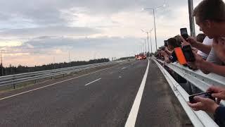 М-11. Открытие участка платной автодороги в обход Солнечногорска!