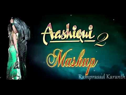 Aashiqui 2 Mashup Piano Instrumental