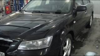 Ремонт АКПП Hyundai NF