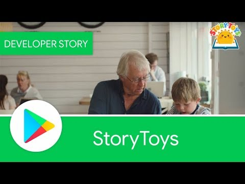 Android Developer Story: StoryToys finds...