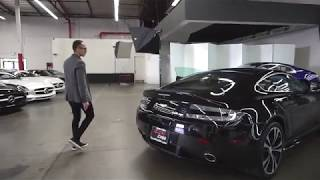 Aston Martin Carbon Black Special Editions Videos