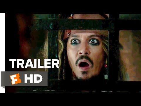 Thumbnail: Pirates of the Caribbean: Dead Men Tell No Tales Trailer #1 (2017) | Movieclips Trailers